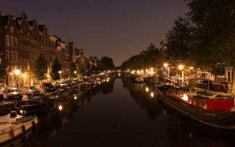 Amsterdam Before Sunrise - ©Derek Chambers