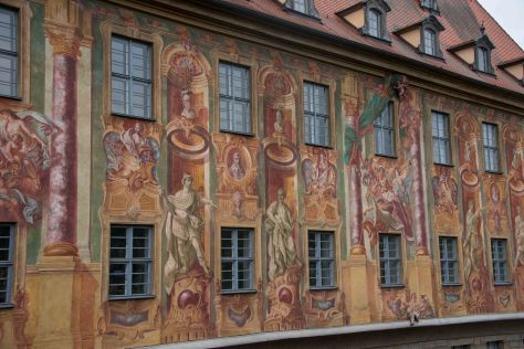 Bamberg - Die Alte Rathaus. - ©Derek Chambers