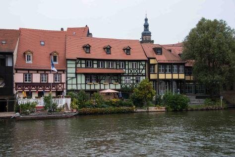 Bamberg - Riverside Houses - ©Derek Chambers