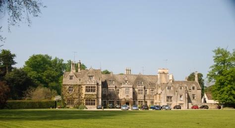 Bibury Court Hotel - England - ©Derek Chambers