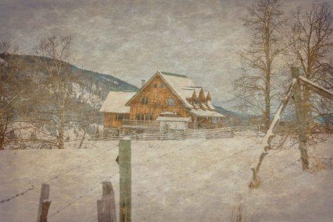 Burnt Ridge Ranch House- ©Derek Chambers
