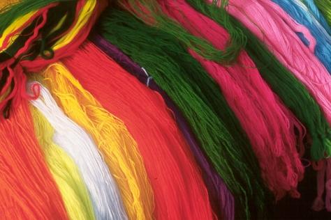 Decorative Wool - ©Derek Chambers