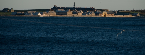 Late Afternoon at Louisbourg, Cape Breton - ©Derek Chambers
