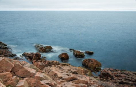 Breaking Sea, Cabot Trail, Cape Breton, NS - ©Derek Chambers