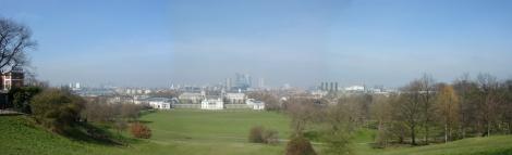 Greenwich Panorama - ©Derek Chambers
