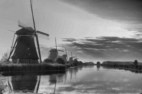 Kinderdijk BW - ©Derek Chambers