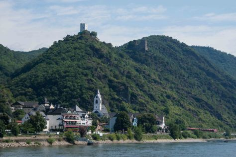 Middle Rhine - Hill Forts