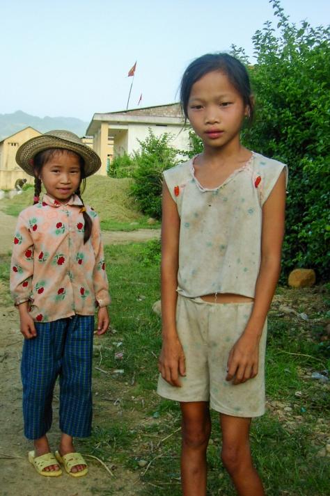 Nghia Lo Children- North Vietnam - ©Derek Chambers