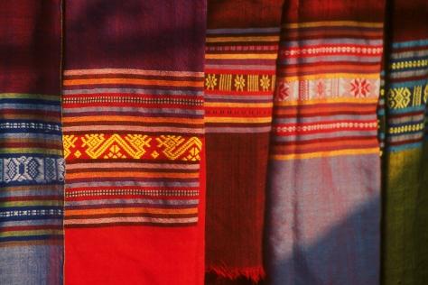 Scarves - North Vietnam - ©Derek Chambers