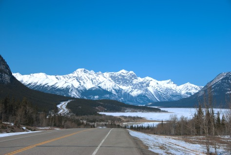 The Road to Rocky Mountain House Beckons - ©Derek Chambers