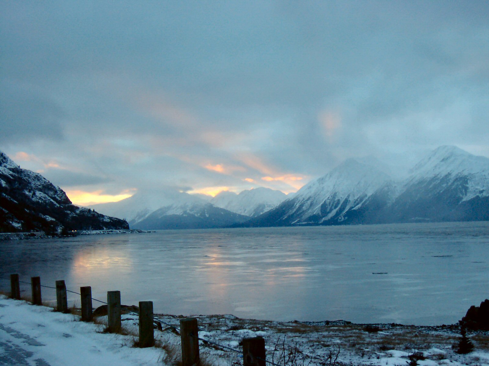 Winter House Western Canada And Alaska Derek Chambers Photography