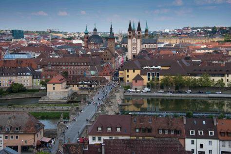 Würzburg - Overview - ©Derek Chambers