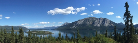 Bove Island and Windy Arm - Tagish Lake - IMG_0706- ©Derek Chambers