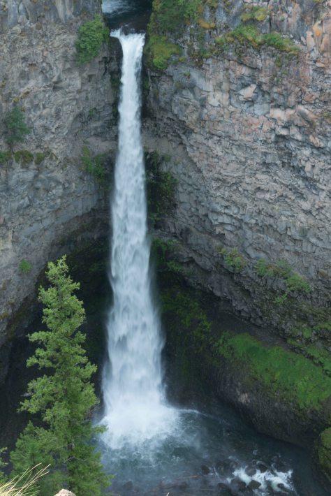 Spahats Falls - ©Derek Chambers