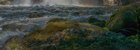 Below the Waterfall - ©Derek Chambers