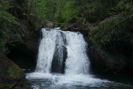Eakin Creek Canyon Waterfall - ©Derek Chambers