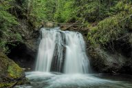 Eakin Creek Canyon Waterfall - ©Derek Chambers