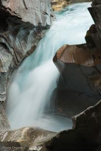 Hidden Waterfall - ©Derek Chambers
