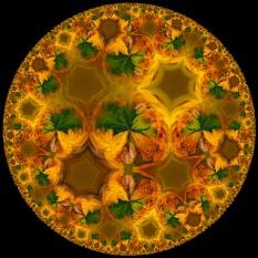 Hyperbolic Tiling Small 1-1081- ©Derek Chambers
