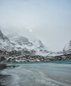 Icefields and Sunwapta Lake - ©Derek Chambers