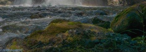Eakin Creek Canyon - Below the Waterfall - ©Derek Chambers