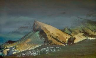 Kista Peak - Kootenay Plains