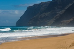 2016 03 14 Polihale and the Napali Coast, Kauai - ©Derek Chambers