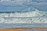 2016 03 17 Waves At Tunnels Beach - ©Derek Chambers