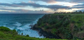 2016 03 18 Sunrise at Princeville - ©Derek Chambers