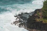 2016 03 20 The Waves Beat In Inexorably, Princeville, Kauai - ©Derek Chambers