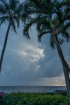 2016 03 24 Approaching Storm, Poipu, Koloa - ©Derek Chambers