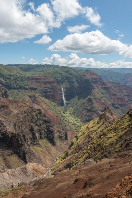 2016 03 26 Waimea Canyon and Waipoo Falls - ©Derek Chambers