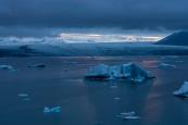 Lake At Glacier's Foot - ©Derek Chambers