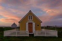 The Long Sunset - Flatey - ©Derek Chambers