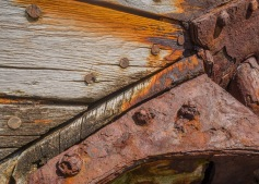 The Old Wreck - Flatey - ©Derek Chambers