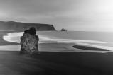 The Sentinel - BW - ©Derek Chambers