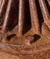 Winch Detail - The Old Wreck - Flatey - ©Derek Chambers