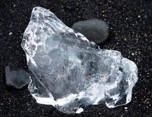 Diamond in the Rough - Fjallsárlón - ©Derek Chambers