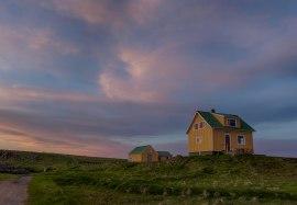 Endless Sunset - Flatey - ©Derek Chambers