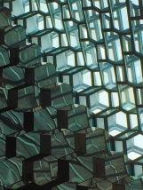 Harpa - Ceiling and Exterior Wall - ©Derek Chambers