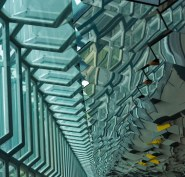 Harpa - Ceiling I - ©Derek Chambers