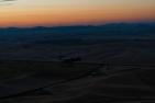 Just Before Dawn - Palouse - ©Derek Chambers