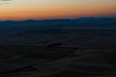 Just Before Dawn - Palouse - ©Derek Chambers