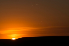 Last of the Sun - Palouse - ©Derek Chambers