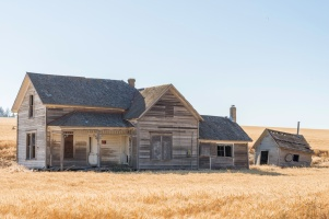 Seen Better Days - Palouse - ©Derek Chambers