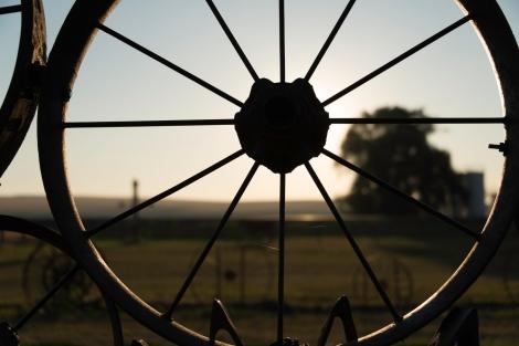 Silohuette - Palouse - ©Derek Chambers