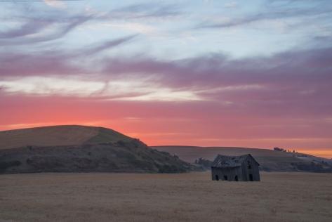 Sunset - Palouse - ©Derek Chambers