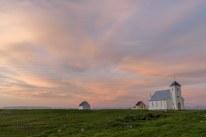 The Church - Flatey -HDR- ©Derek Chambers