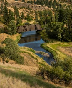 The River Runs Under It - Palouse - ©Derek Chambers