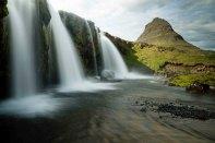 Waterfall at Kirkjufellsfoss - ©Derek Chambers